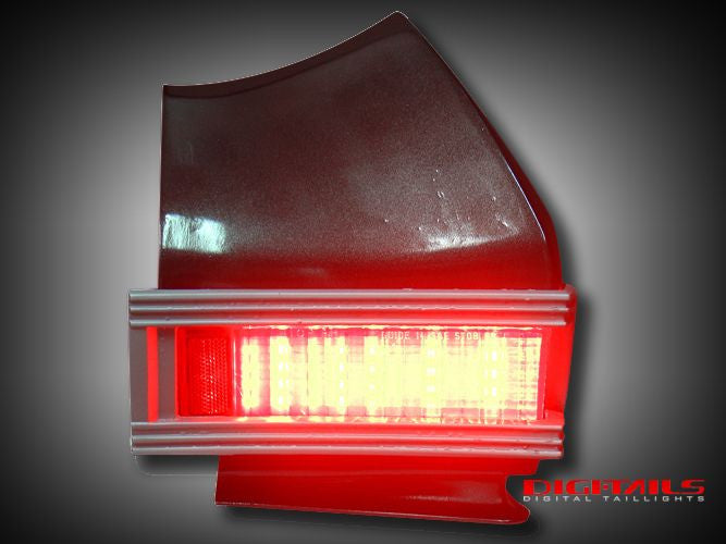 1968 Chevy Chevelle Sequential LED Tail Lights