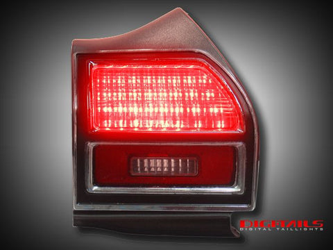 1969 Chevy Chevelle Simple Sequential LED Tail Lights