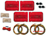 1967-1968 Pontiac Firebird Simple Sequential LED Tail Lights