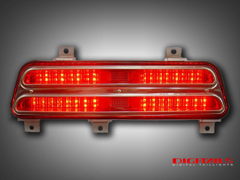1969 Pontiac Firebird Sequential LED Tail Lights