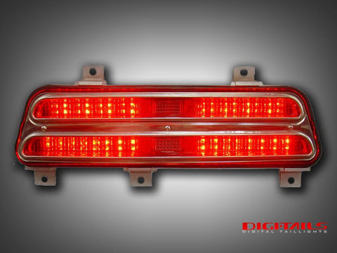 1969 Pontiac Firebird Simple Sequential LED Tail Lights