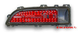 1970-1973 Pontiac Firebird Simple Sequential LED Tail Lights