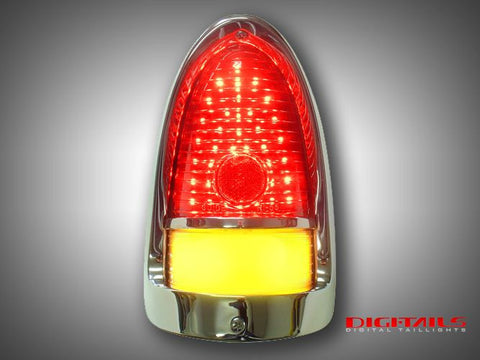 1955 Chevrolet Tri-Five Sequential LED Tail Lights