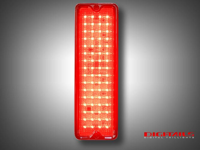 1967-1972 Chevy Pickup Truck Simple Sequential LED Tail Lights