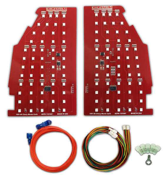 1981 1985 Non Ss 1986 Ss Monte Carlo Sequential Led Tail