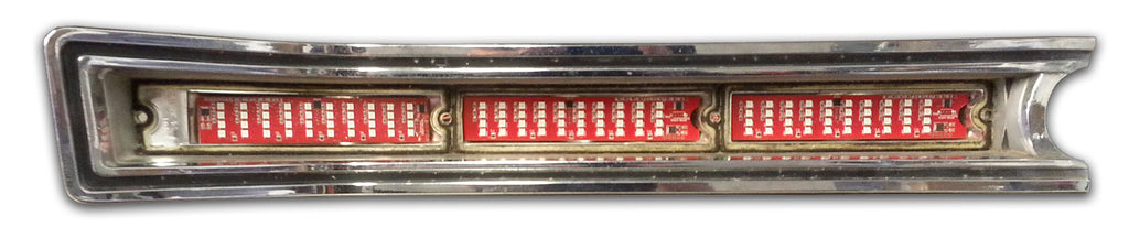 1965 Buick Gran Sport Sequential LED Tail Lights