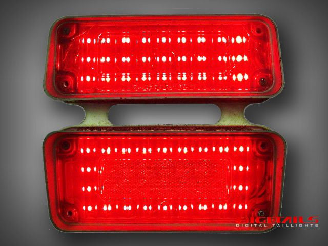 1971-1972 Oldsmobile Cutlass Sequential LED Tail Lights