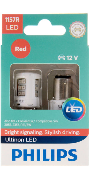 Front Turn Signal LEDs - 1157