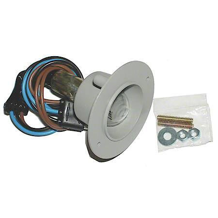 PARK LAMP BODY & WIRE; USE 2 PER CAR; 67-68 MUSTANG GMK3021071671