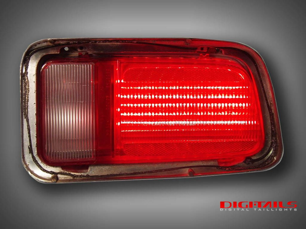 1971 Plymouth 'Cuda Sequential LED Tail Lights