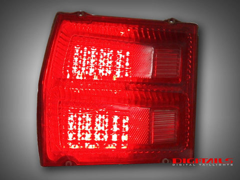 1969 Dodge Dart Sequential LED Tail Lights