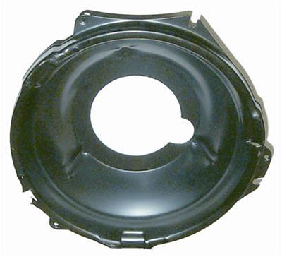 HEADLAMP MOUNTING RING; RH; 2 HEADLAMP SYSTEM ONLY; 47-68 CHEVROLET; GMC PICK-UP 70 MONTE; 67-69 CAMARO; 68-74 NOVA GMK414006347