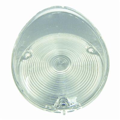 PARK LAMP LENS; CLEAR; LH/RH; USE 2 PER CAR; TRIM NOT INCLUDED; 69 CAMARO GMK4020070691