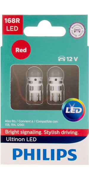 Front Side Marker LEDs - 168