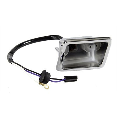 PARK LAMP HOUSING; RH; 67 CAMARO RS GMK4020071672R