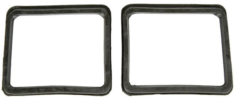 PARK LAMP HOUSING GASKETS; LH/RH PAIR; 67 CAMARO RS GMK4020071673P