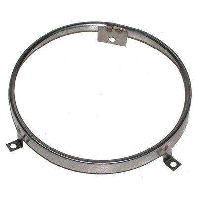 HEADLAMP RETAINING RING; LH/RH USE 4 PER CAR; 69 MUSTANG; 67-73 COUGAR GMK302206269
