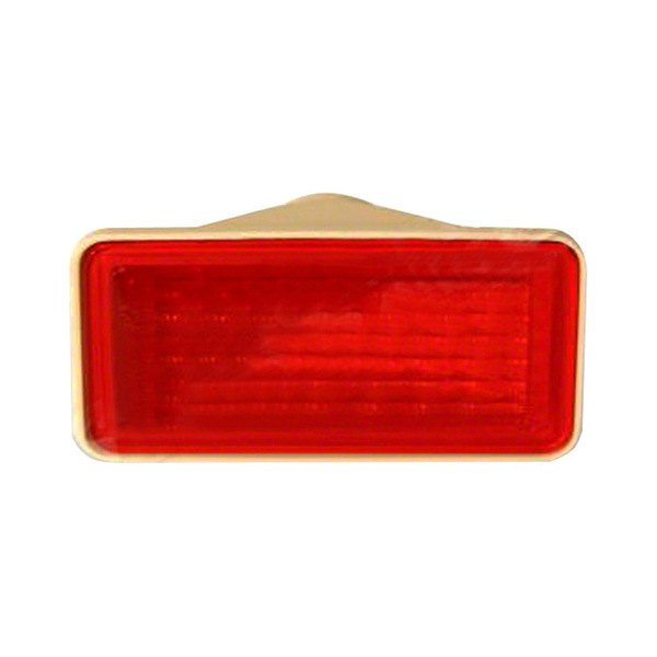 SIDE MARKER; REAR; RED; LH/RH; USE 2; 69 MUSTANG; 69 COUGAR; 69-70 SHELBY GT GMK302262569
