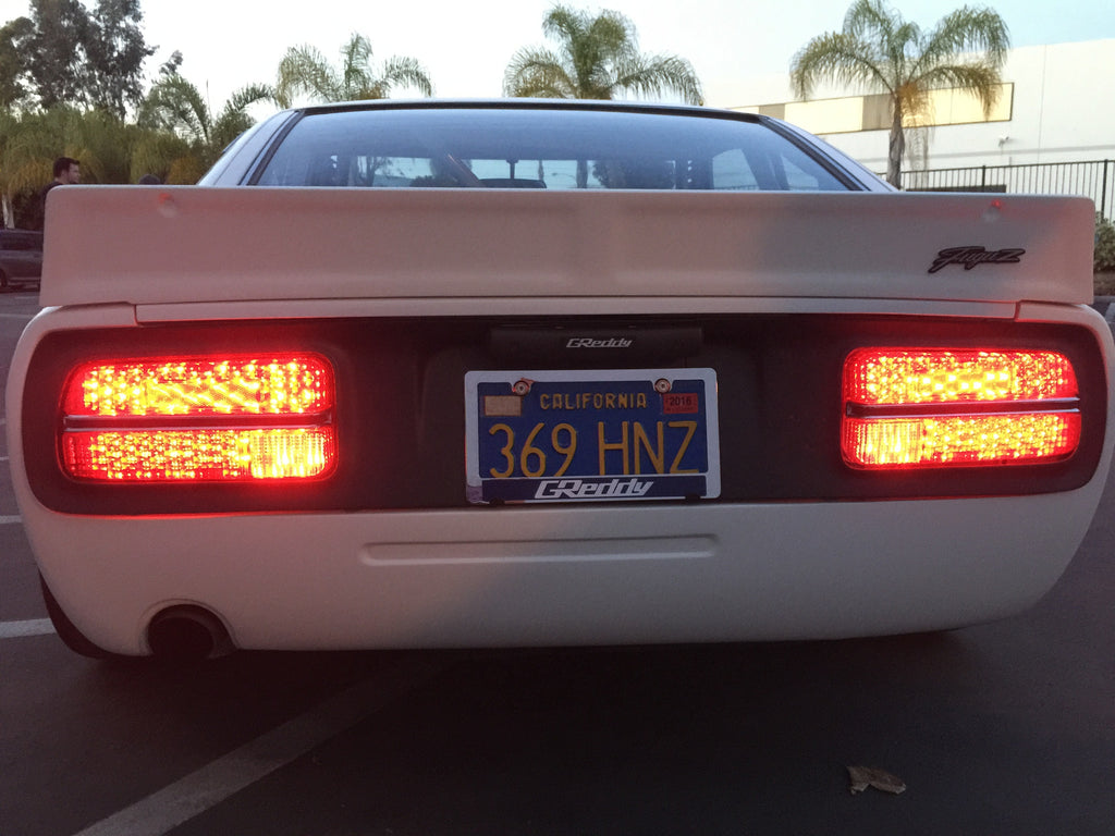 1970-1973 Datsun 240Z Sequential LED Tail Lights