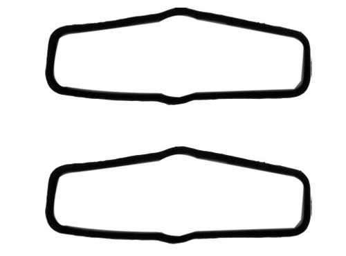 SIDE MARKER GASKETS; 70-73 CAMARO [4 PIECES] [FRONT & REAR