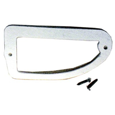 PARK LAMP LENS GASKET; LH/RH; USE 2 PER CAR; 69-70 MUSTANG; EXCEPT SHELBY MODEL GMK302207269