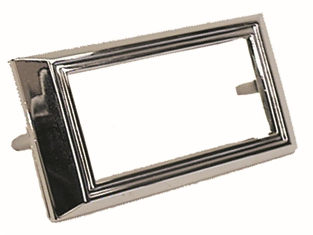 SIDE MARKER BEZEL; FRONT OR REAR; 68-69 NOVA; 68 CAMARO; CHEVELLE GMK401262668