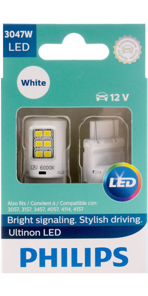 Philips Ultinon LED Bulbs, 3047
