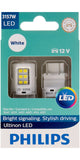Philips Ultinon LED Bulbs, 3157