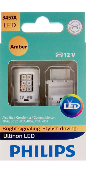 Philips Ultinon LED Bulbs, 3457