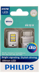 Philips Ultinon LED Bulbs, 4157