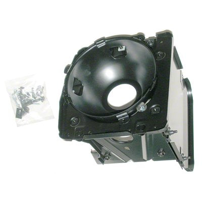 HEADLAMP HOUSING; LH; 71-73 MUSTANG [WITH MOUNTING RING] GMK3023063711L
