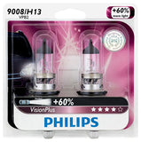 H13 VisionPlus Headlight Bulb