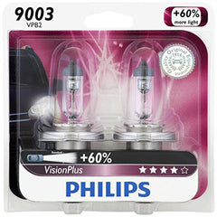 Modern Car Headlight Bulbs