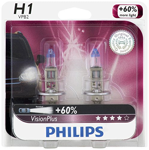 H1 VisionPlus Headlight Bulb