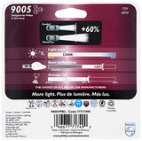 9005 VisionPlus Headlight Bulb