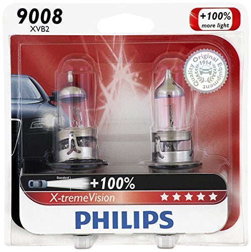 H13 X-treme Vision Headlight Bulb