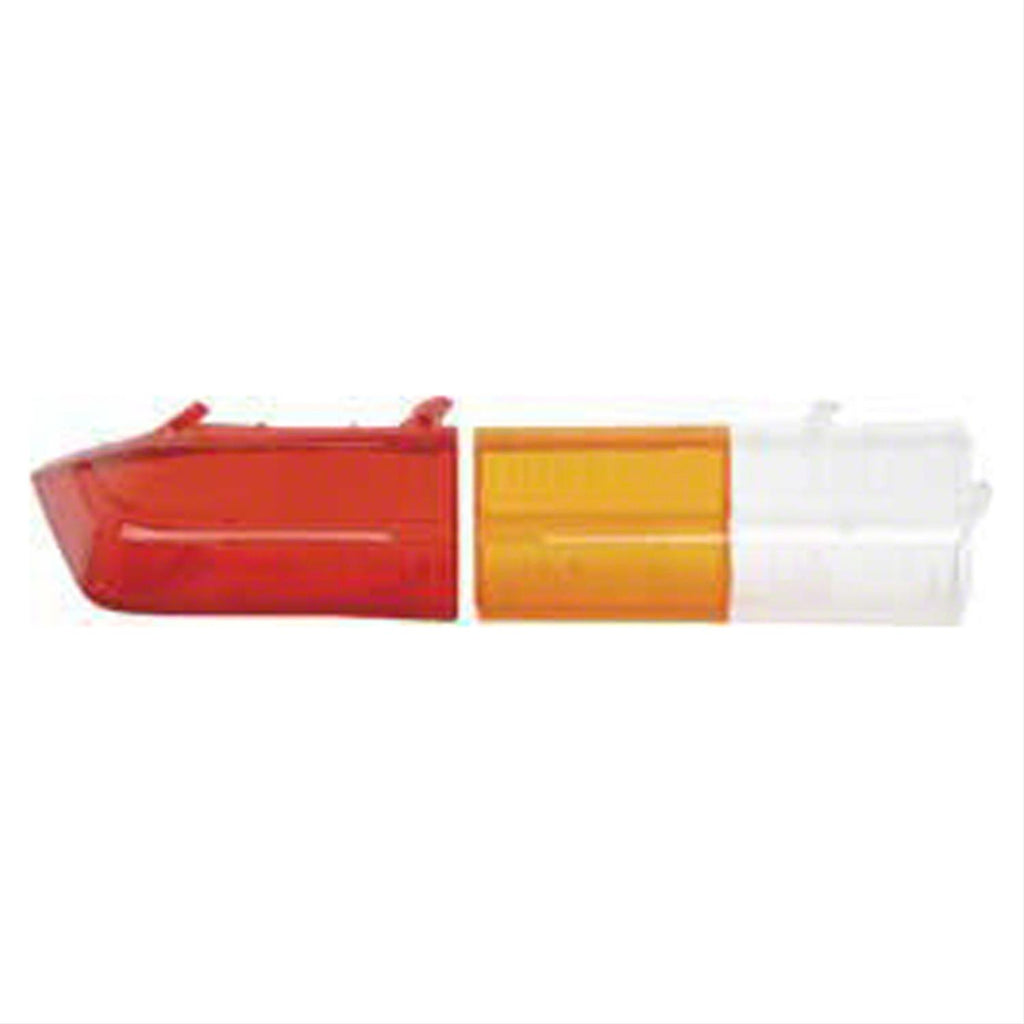 TAIL LAMP LENS; LH; CENTER MOLDING NOT INCLUDED; 78-81 CAMARO; STANDARD MODELS ONLY GMK4021845781L
