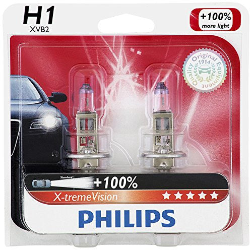 H1 X-treme Vision Headlight Bulb