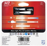 H7 X-treme Vision Headlight Bulb