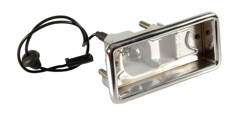 BACK-UP LAMP HOUSING; LH; 67-68 CAMARO RS GMK402084667L