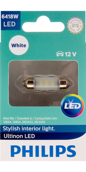 Glove Box LEDs - 6418