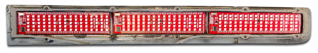 1966-1967 Dodge Charger Sequential LED Tail Lights