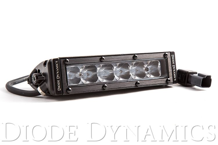 "Stage Series 6"" SAE/DOT LED Light Bar (one)"