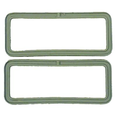 BACK-UP LAMP LENS GASKET; LH/RH PAIR; 69 CAMARO RS MODEL ONLY GMK4020847692P