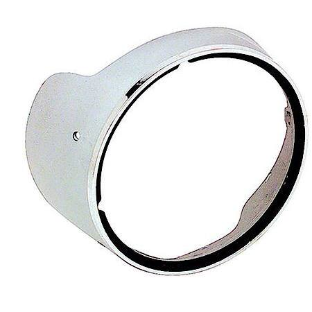 HEADLAMP BEZEL; RH; WITH CHROME TRIM; 69 CAMARO; EXCEPT RS GMK4020060692R