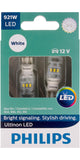 Philips Ultinon LED Bulbs, 921