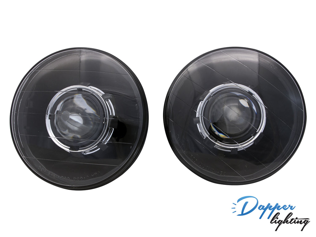 Dapper Lighting 7 U0026quot  Black Classic V2