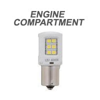 Engine Compartment Light LEDs - 1156