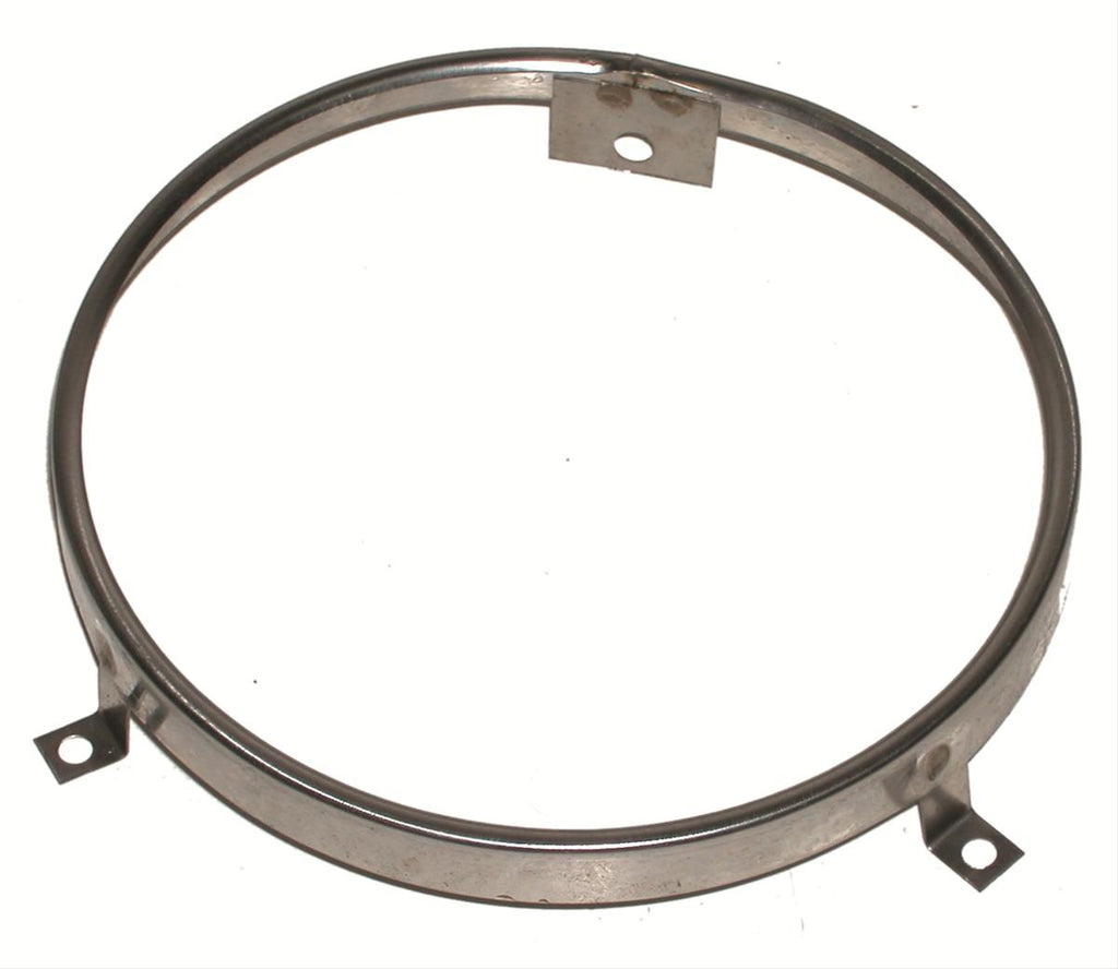 HEADLAMP RETAINING RING; 64-66 MUSTANG; 73 MUSTANG; 67-79 F-SERIES PICK-UP; 66-67 BRONCO GMK302006264