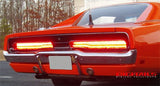 1969-1970 Dodge Charger Sequential LED Tail Lights